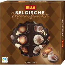 BILLA Belgische Meeresfrüchte