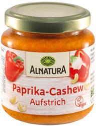 Alnatura Paprika-Cashew Brotaufstrich
