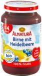 BILLA Alnatura Birne mit Heidelbeere