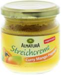 BILLA Alnatura Streichcreme Curry Mango Papaya