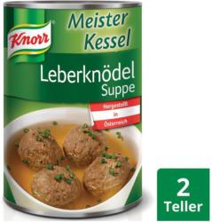 Knorr Meisterkessel Leberknödelsuppe