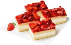Erdbeer-Joghurtschnitte 4er