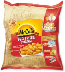 McCain 123 Frites