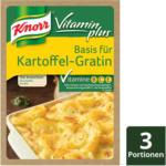 BILLA Knorr Vitamin Plus Basis für Kartoffel-Gratin