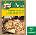 """BILLA Knorr Basis für Geschnetzeltes """"Züricher Art"""""""