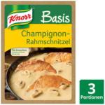 BILLA Knorr Basis für Champignon-Rahmschnitzel