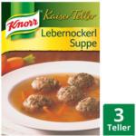 BILLA Knorr Kaiserteller Lebernockerl Suppe