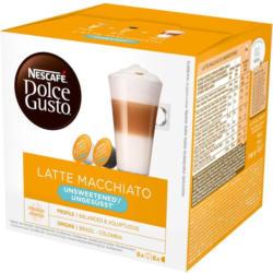 Nescafé Dolce Gusto Latte Macchiatto Ohne Zucker
