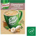 BILLA Knorr Cup a Soup Champignoncremesuppe