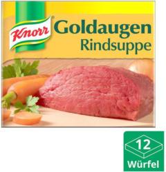 Knorr Goldaugen Rindfleischsuppe