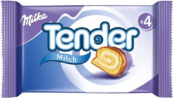 Milka Tender Milch 4er