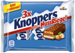 Storck Knoppers NussRiegel 3er