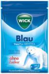 BILLA Wick Blau