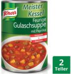 BILLA Knorr Meisterkessel Feurige Gulaschsuppe