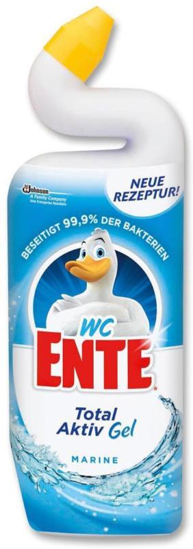 WC-Ente Total Aktiv Gel Marine