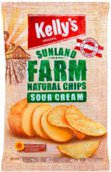 Kelly's Sunland Farm Chips Sour Cream