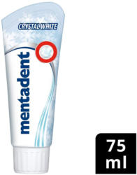 Mentadent Zahncreme Crystal White