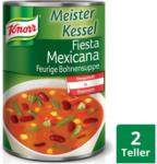 BILLA Knorr Meisterkessel Fiesta Mexicana Feurige Bohnensuppe