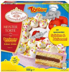 Coppenrath & Wiese Benjamin Blümchen Torte