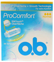 O.B. Tampons Pro Comfort Normal