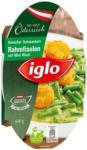 BILLA Iglo Genießer Schmankerl Marchfelder Rahmfisolen mit Mini Rösti