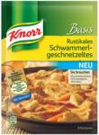 BILLA Knorr Basis Rustikales Schwammerlgeschnetzeltes