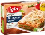 BILLA Iglo Bolognese-Spinat-Lasagne