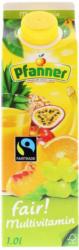 Pfanner Fairtrade Multivitaminnektar