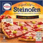 BILLA Wagner Steinofen Pizza Schinken Diavolo