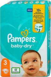 Pampers baby-dry Windeln Gr. 3 (6-10 kg)