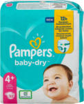 dm Pampers baby-dry Windeln Gr. 4+ (10-15 kg)