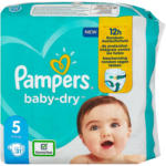 dm Pampers baby-dry Windeln Gr. 5 (11-16 kg)