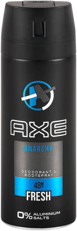 Axe Anarchy Deodorant Bodyspray