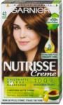 dm Garnier Nutrisse Creme dauerhafte Pflege-Haarfarbe - Nr. 43 Cappuccino Goldbraun