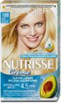dm Garnier Nutrisse Creme aufhellende Pflege-Haarfarbe  - Nr. 100 Sommerblond