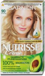 Garnier Nutrisse Creme dauerhafte Pflege-Haarfarbe - Nr. 90 Hellblond
