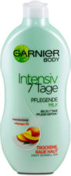 Garnier Body Intensiv 7 Tage Pflegende Milk Mango-Öl