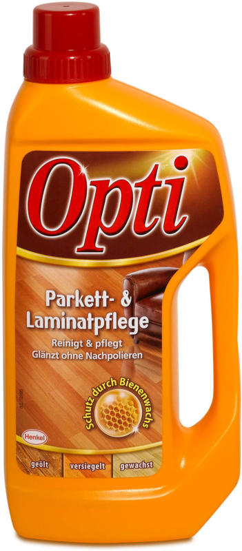 Opti Parkett- & Laminatpflege
