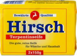 Hirsch Terpentinseife