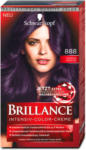 dm Brillance Intensiv-Color-Creme - Nr. 888 Dunkle Kirsche
