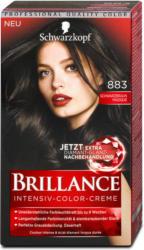 Brillance Intensiv-Color-Creme - Nr. 883 Schwarzbraun Magique