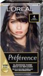 dm L'Oréal Préférence Permanente Haarfarbe - Nr. 4 Tahiti Naturbraun