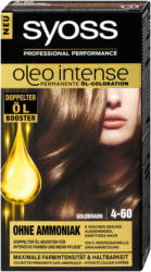 syoss oleo intense Permanente Öl-Coloration - Nr. 4-60 Goldbraun