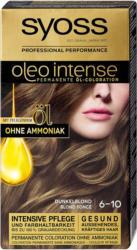 syoss oleo intense Permanente Öl-Coloration - Nr. 6-10 Dunkelblond