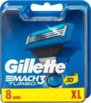 dm Gillette Mach3 Turbo Rasierklingen Vorteilspack XL