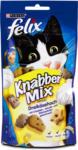dm felix Knabber Mix Katzensnack Dreikäsehoch