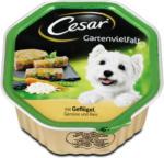 dm Cesar Gartenvielfalt Hundefutter mit Geflügel