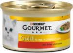 dm Gourmet Gold Katzenfutter mit Rind und Huhn