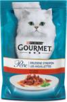 dm Gourmet Perle Erlesene Streifen Katzenfutter mit Rind