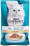 dm Gourmet Perle Erlesene Streifen Katzenfutter mit Truthahn